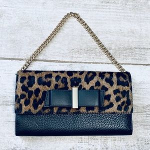LOWEST PRICE Kate Spade LEOPARD convertible wallet
